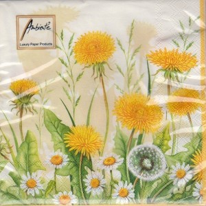 Luncheon Napkin Flowering Meadow